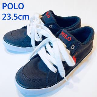POLO RALPH LAUREN - polo ポロラルフローレン スニーカー 23.5cm
