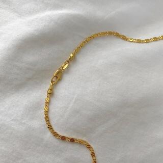 DEUXIEME CLASSE - Silver925,18kgp_Augustine necklace
