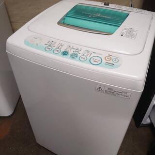 Z45820 東芝洗濯機 5.0kg AW-50GE 良品