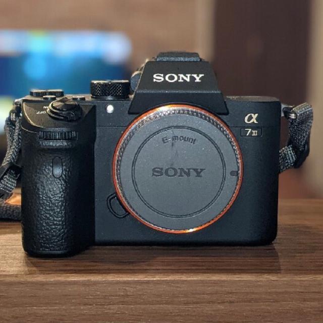 SONY(ソニー)のSony a7iii スマホ/家電/カメラのカメラ(ミラーレス一眼)の商品写真
