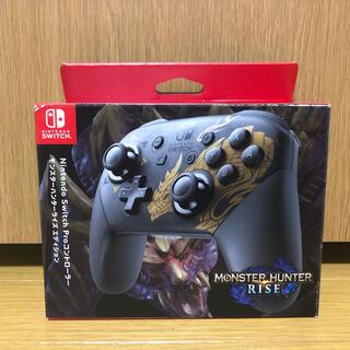 Nintendo Switch - 【新品未開封】Switch プロコン モンハンエディション