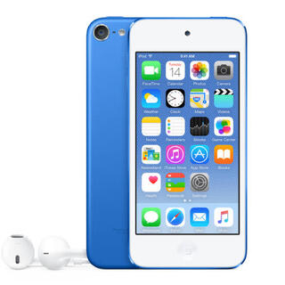 iPod touch - iPod touch 第6世代 16GB ブルー