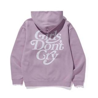 ジーディーシー(GDC)の専用 girls don't cry logo Hoodie パーカー M(パーカー)