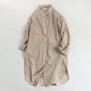 TODAYFUL - TODAYFUL Pocket Long Shirts