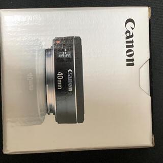 Canon - 新品未開封品 Canon EF40F2.8 STM