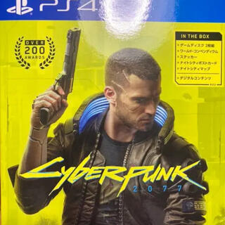 PlayStation4 - サイバーパンク ps4