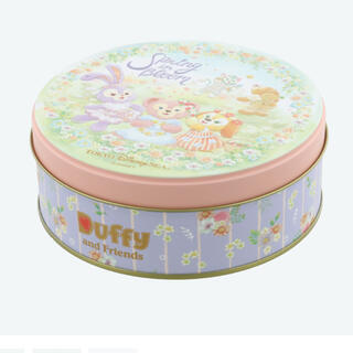 ディズニー(Disney)の【新品】スプリングインブルーム♡アソーテッドクッキー缶(菓子/デザート)