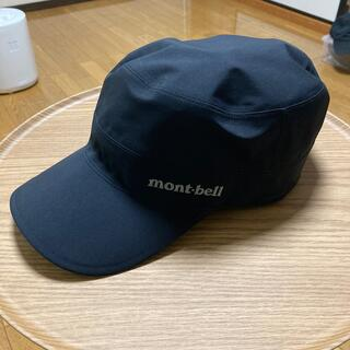 mont bell - mont-bell モンベル ワークキャップ GORE-TEX 黒 美品