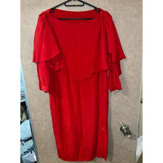 Christian Dior - クリスチャンディオール ワンピース ドレス 絹100%