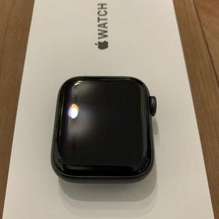 Apple Watch - Apple Watch series4 GPS space gray 40mm