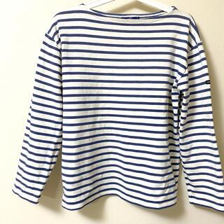 SAINT JAMES - セントジェームス SAINT JAMES バスクシャツ ボーダーカットソー t3