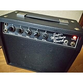 レア Super Mini ギターアンプ Fenderではありません(エフェクター)
