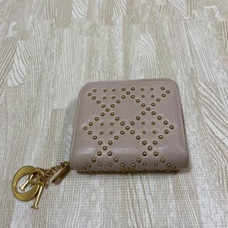 クリスチャンディオール(Christian Dior)のDior スタッズミニウォレット(財布)