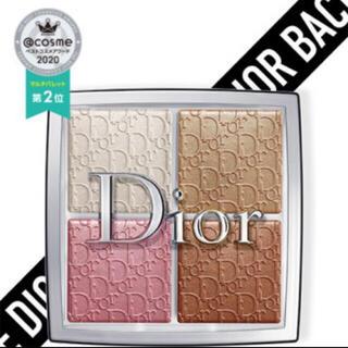 Dior - ディオール バックステージ フェイスグロウパレット001