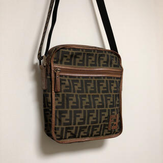FENDI - FENDI shoulder bag zucca