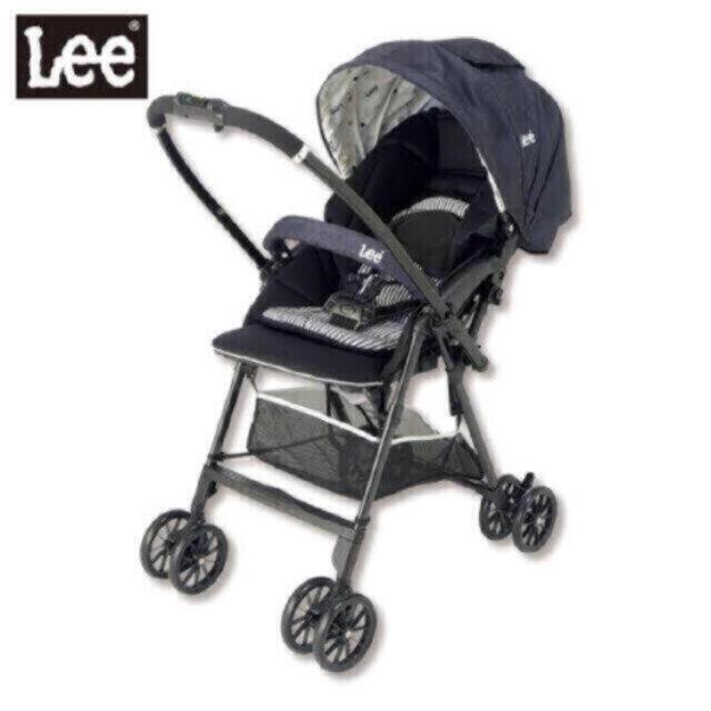 Lee(リー)のLee ベビーカー キッズ/ベビー/マタニティの外出/移動用品(ベビーカー/バギー)の商品写真