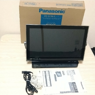 Panasonic - パナソニック プライベートビエラ UN-15TD6