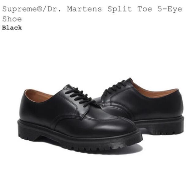 Supreme(シュプリーム)のSupreme®/Dr. Martens Split Toe 5-Eye メンズの靴/シューズ(ドレス/ビジネス)の商品写真