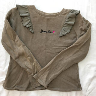 ジェニィ(JENNI)のジェニーラブ カットソー 160cm(Tシャツ/カットソー)