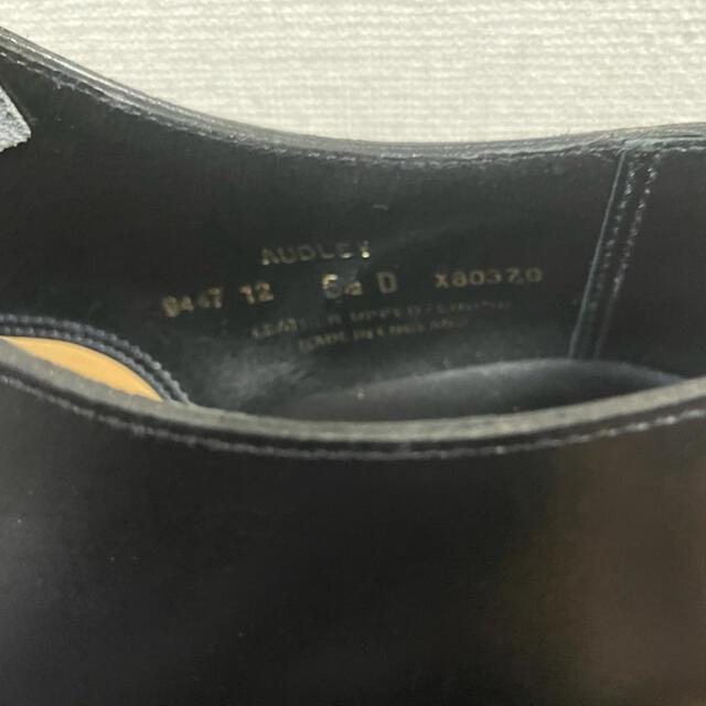 Crockett&Jones(クロケットアンドジョーンズ)のクロケットアンドジョーンズ オードリー  51/2 D 黒(シューツリー別) メンズの靴/シューズ(ドレス/ビジネス)の商品写真