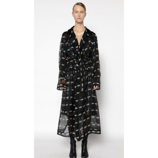 DRIES VAN NOTEN - Dries Van Noten 2021SS Trench Coat
