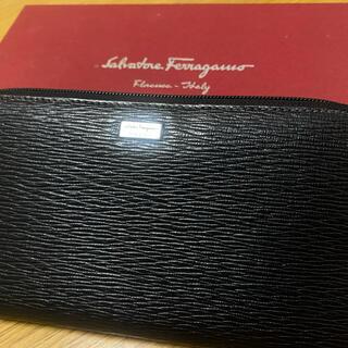 Salvatore Ferragamo - Ferragamo ラウンドファスナー財布