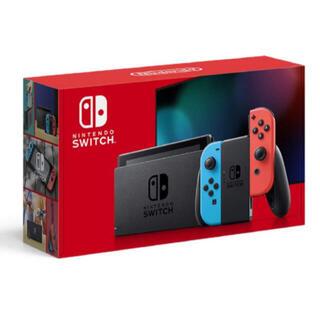 Nintendo Switch - 新品 ニンテンドースイッチ 本体ネオンブルー ネオンレッド 任天堂