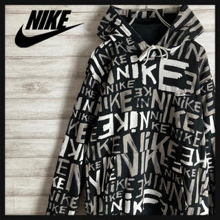 NIKE - 【希少カラー】NIKE 総柄 ロゴ満載 クレイジーパターン