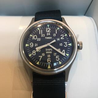 タイメックス(TIMEX)のTIMEX タイメックス 腕時計 SHIPS別注 TW2T21500 mk1(腕時計(アナログ))