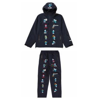 Supreme - Supreme Smurfs GORE-TEX Jacket+Pants