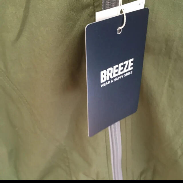 BREEZE(ブリーズ)のジャンパー140新品未使用 週末お値下げ キッズ/ベビー/マタニティのキッズ服男の子用(90cm~)(ジャケット/上着)の商品写真