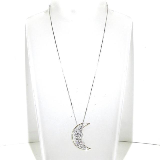 Damiani(ダミアーニ)のダミアーニ美品  K18WG×ダイヤモンド レディースのアクセサリー(ネックレス)の商品写真