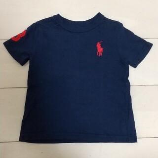 Ralph Lauren - ほぼ未使用!ラルフローレン ビックポニー Tシャツ 24M