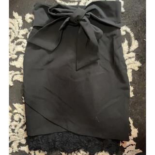 Delyle NOIR - 美品❤Delyle NOIR スカート 黒