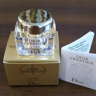 Dior - Dior プレステージ  ラ クレーム  (サンプル)
