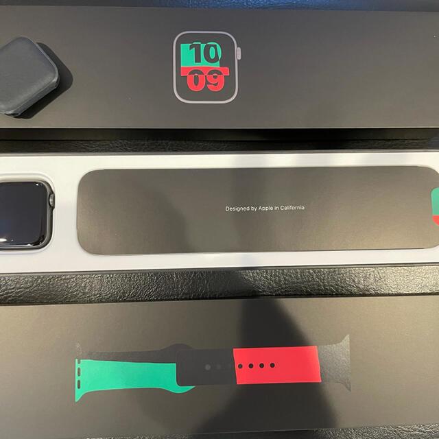Apple Watch(アップルウォッチ)のApple Watch Series 6 GPS 40mm SG Unity メンズの時計(腕時計(デジタル))の商品写真
