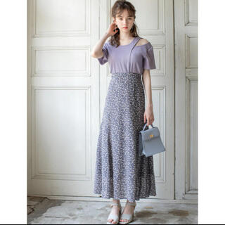 GRL - GRL⭐︎花柄スカート