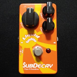 SUBDECAY Liquid Sunshine(エフェクター)