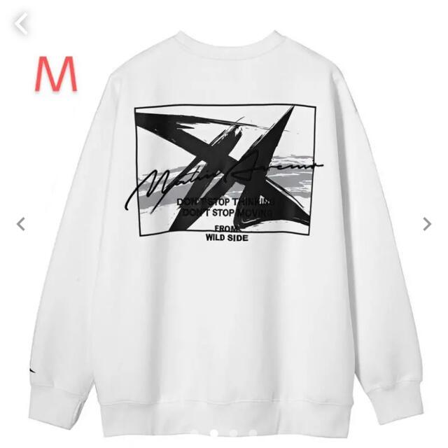 NIKE(ナイキ)のまとめ売り可❗️MATIN AVENIR 朝倉未来 スウェット メンズのトップス(スウェット)の商品写真