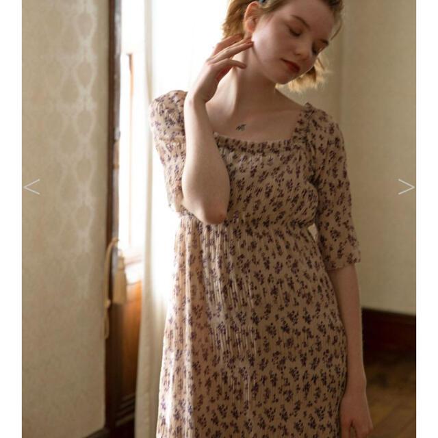 snidel(スナイデル)のmangata  sumire  onepiece レディースのワンピース(ロングワンピース/マキシワンピース)の商品写真