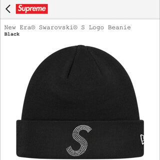 Supreme - Supreme New Era Swarovski S Logo Beanie