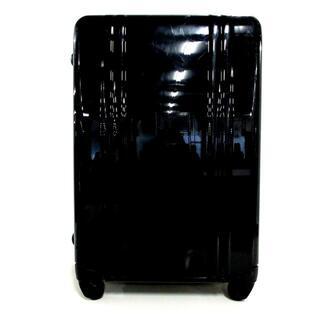 ゼロハリバートン(ZERO HALLIBURTON)のゼロハリバートン 黒 ポリカーボネイト(スーツケース/キャリーバッグ)