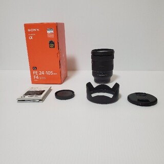 ソニー SONY FE 24-105mm F4 G OSS SEL