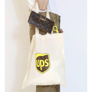 DEUXIEME CLASSE - 【UPS/ユナイテッド・パーセル・サービス】 バッグ