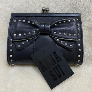 ANNA SUI - アナスイ 二つ折り財布