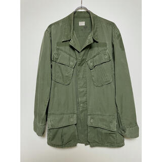 1LDK SELECT - U.S.ARMY ジャングルファティーグジャケット 希少Sサイズ