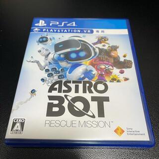 プレイステーション4(PlayStation4)のASTRO BOT:RESCUE MISSION PS4(家庭用ゲームソフト)