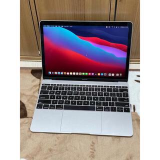 Mac (Apple) - macbook  2015 12インチ スペースグレイ