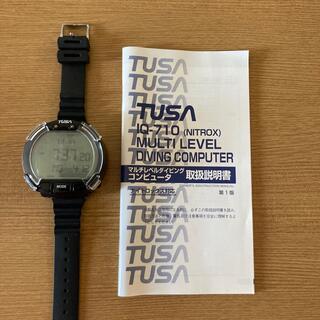 ツサ(TUSA)のダイビングコンピュータ(マリン/スイミング)
