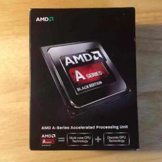 サムスン(SAMSUNG)のAMD A10 6800k  CPUのみ(デスクトップ型PC)